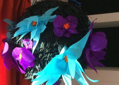 Piñata Fleurs