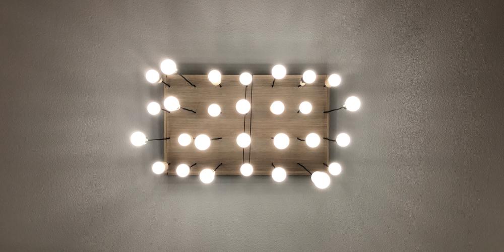 Diy Lustre Multi Ampoules Minikipos Le Blog