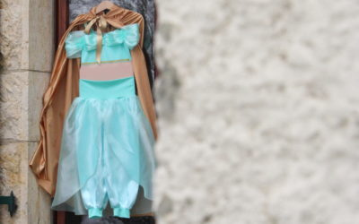 Tuto déguisement Princesse Jasmine
