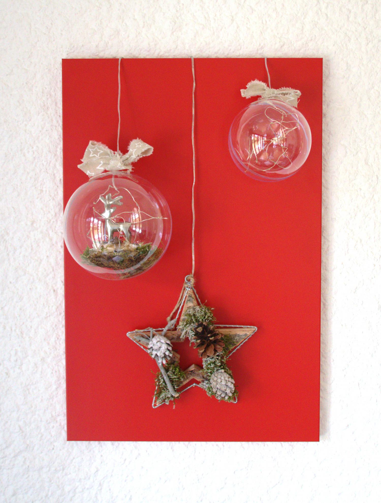 DIY Noël déco lumineuse
