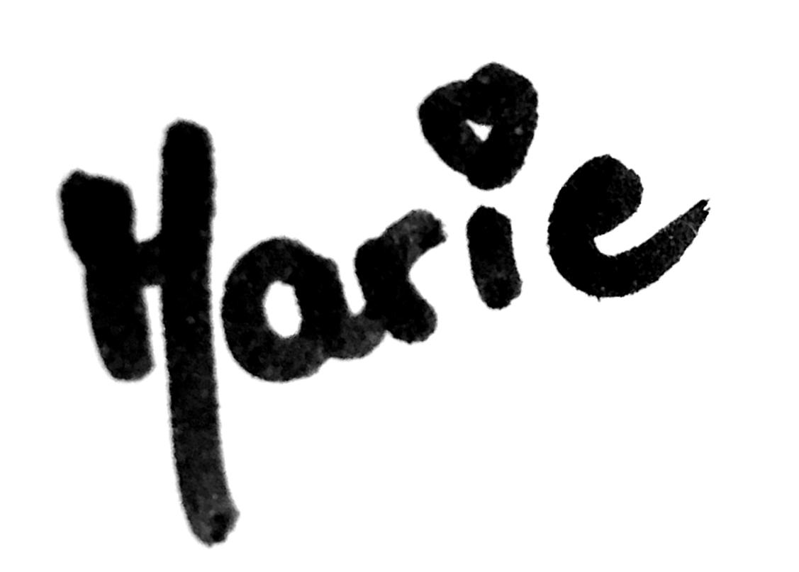 Signature Marie